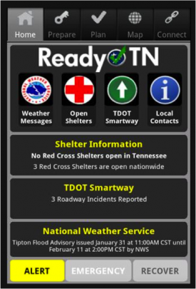 Apps! Emergency management, Emergency, App