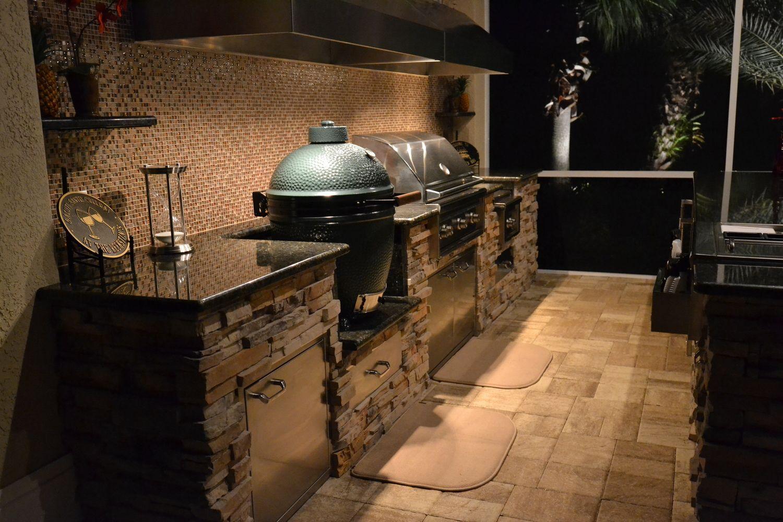 Outdoor Kitchens Tampa Fl