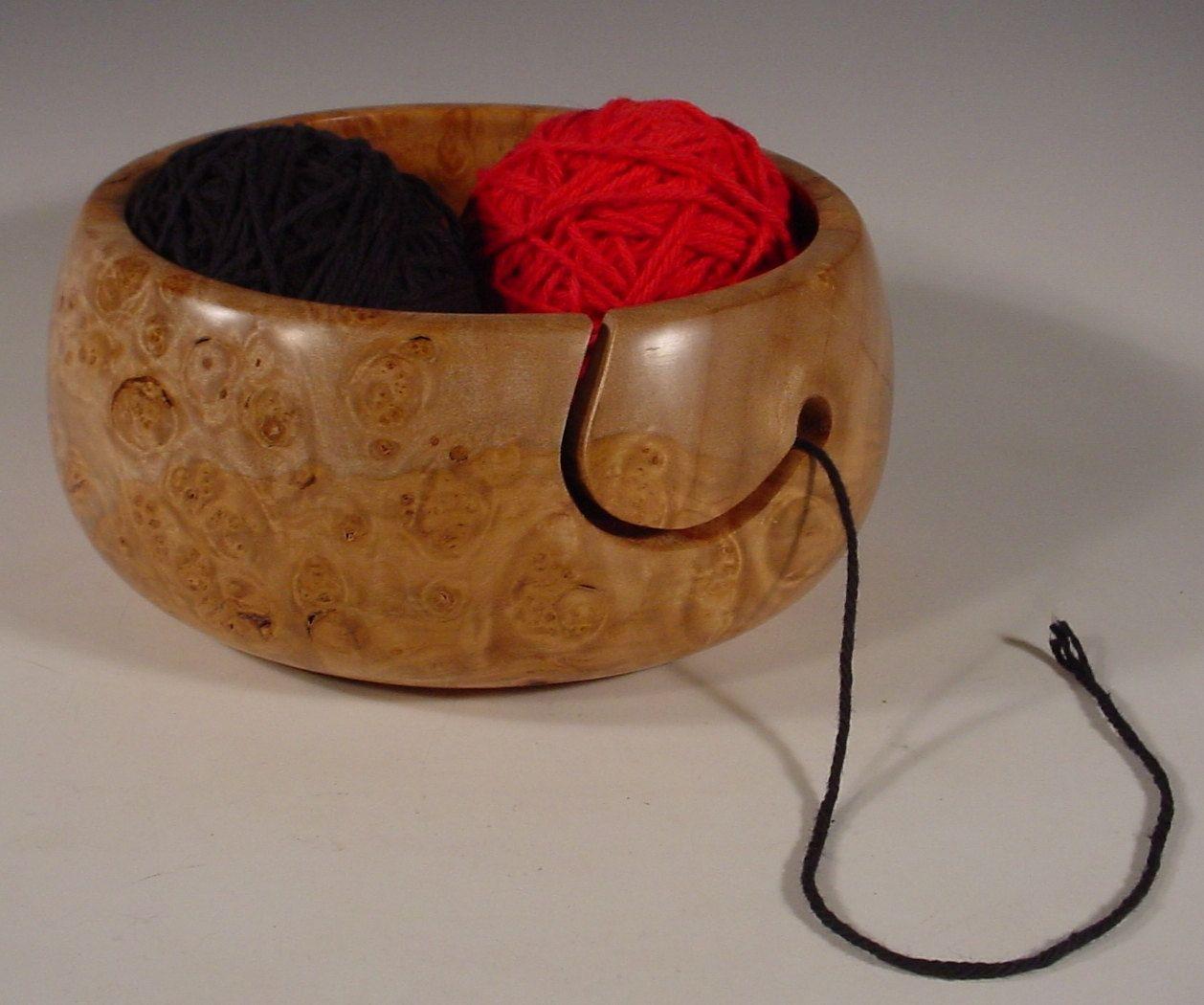 Big leaf maple burl wooden yarn bowl turned wood bowl art number big leaf maple burl wooden yarn bowl turned wood bowl art number 6037 by nelsonwood on reviewsmspy