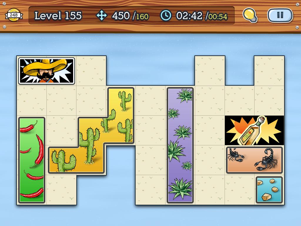 'Find a Way, José!' Insanely Addictive iOS Puzzle Game