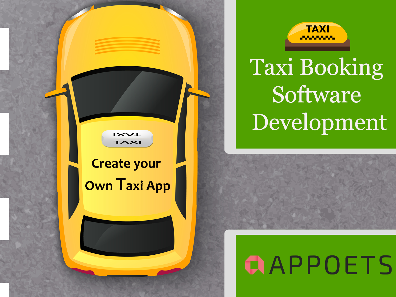 A Taxibooking application is a consumer's staple