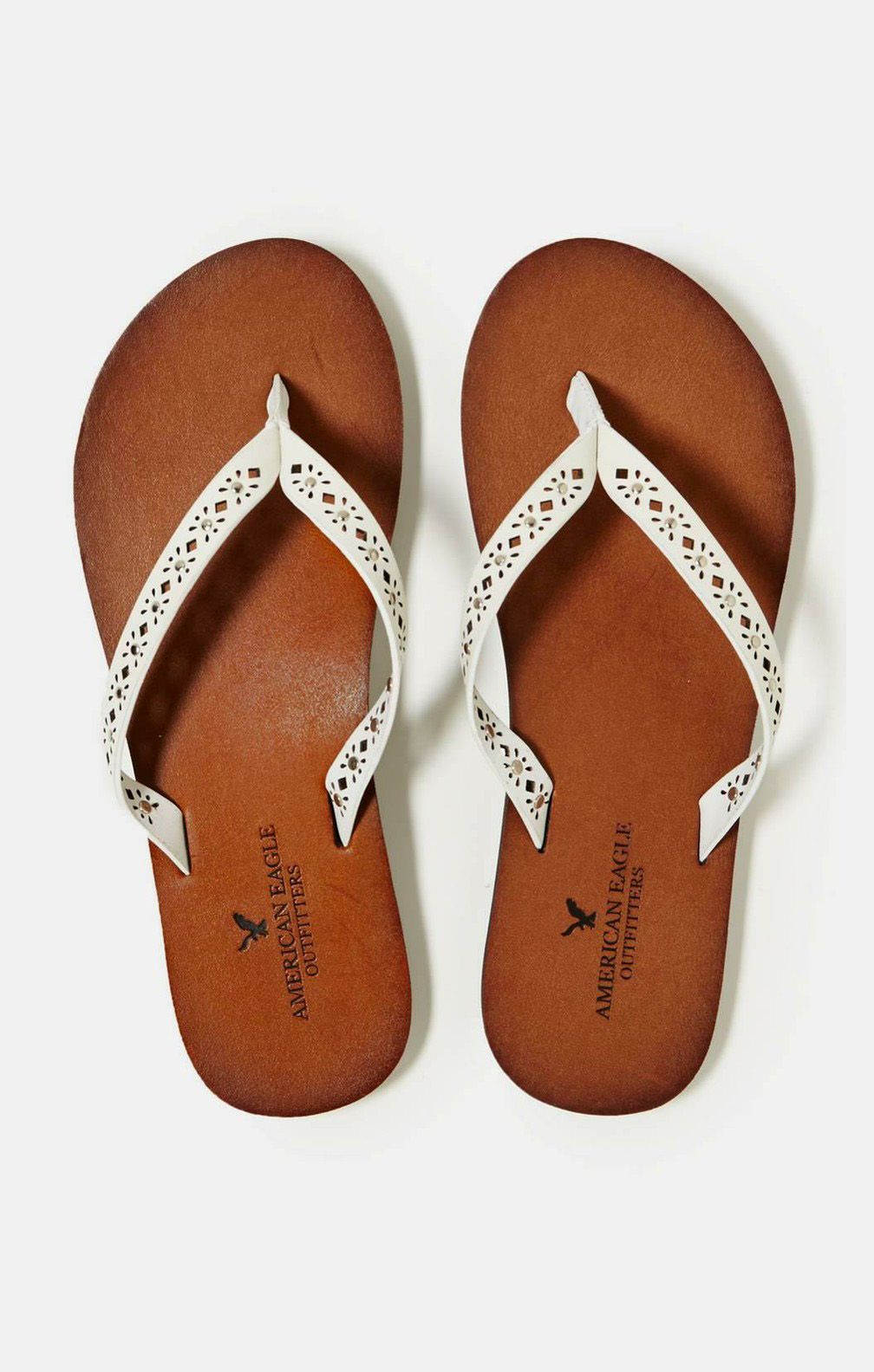 American Eagle Outfitters Aeo Studded Flip Flop Studded