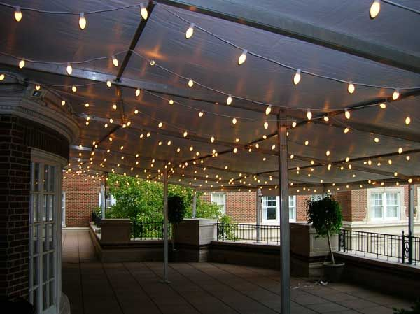 wedding tent lighting ideas. wedding lighting ideas tent