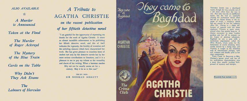 23 They Came To Baghdad Ideas Baghdad Agatha Christie Agatha Christie Books