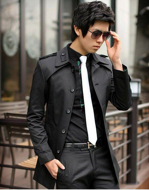 1000  images about The Trench Coat on Pinterest | Coats Men