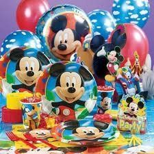 You will find best stuff for birthdays. Get 60% off Cheap Mickey Mouse Birthday Party Supplies. You can easily decorate your party and enjoy with...