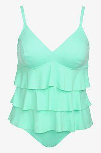 I have just like this in purple (from Walmart) Mint Ruffled