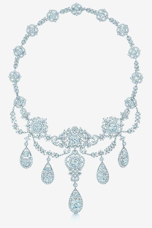 Tiffany, c. 1900. | ♥ something blue ♥)