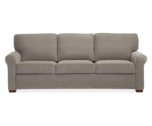 Room Board Carlin 93 Three Cushion King Comfort Sleeper Sofa