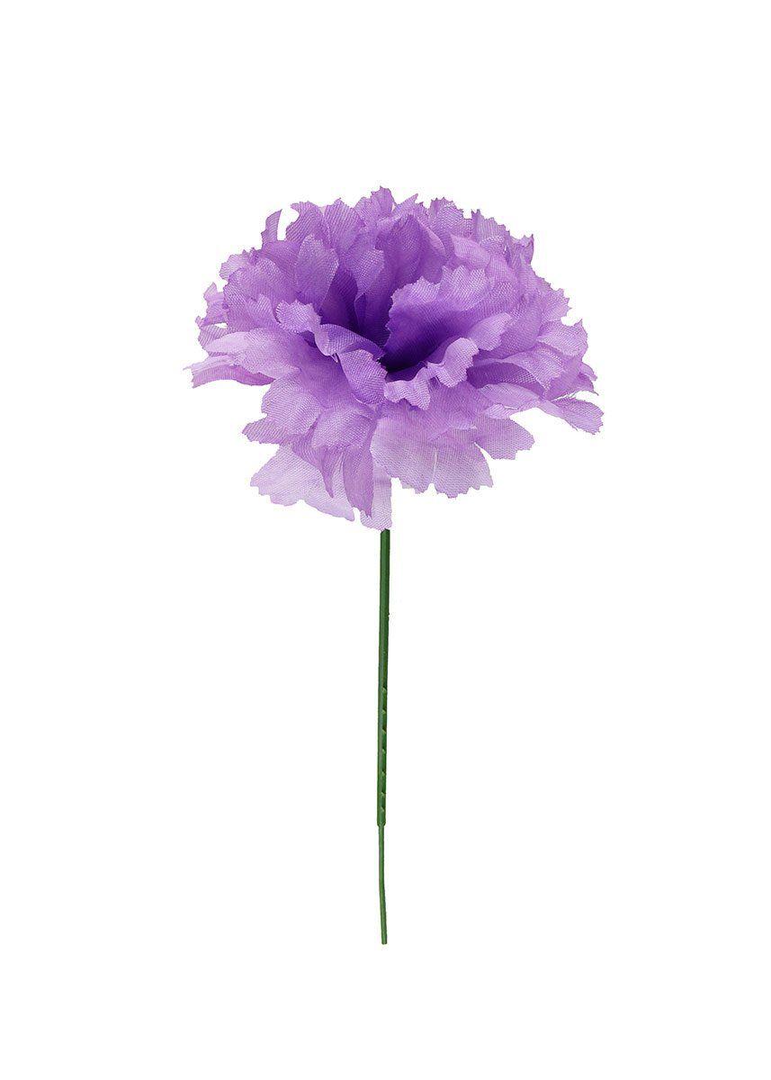 Case of 100 pastel lavender carnation bulk silk flower picks5 case of 100 pastel lavender carnation bulk silk flower picks 35 bloom x 5 izmirmasajfo Images