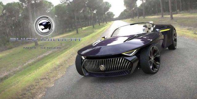 Buick Wildcat concept 3