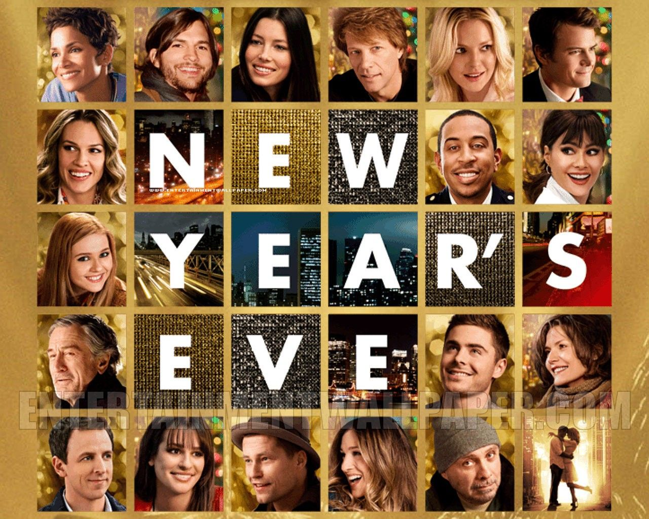 newyearseve Happy new year movie, New year's eve film