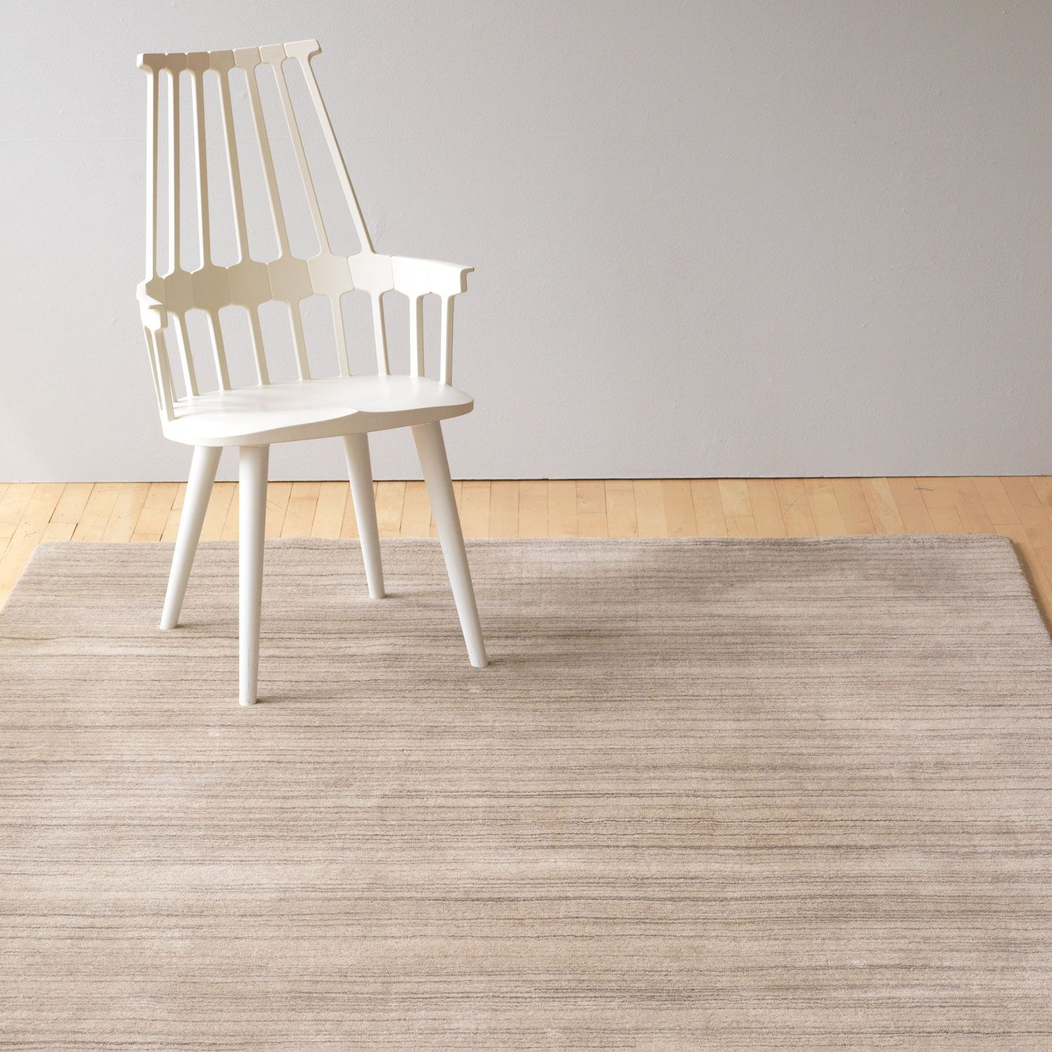 Plantation Rug Company Simply Natural Stripes Rug | Patterned Rugs ...