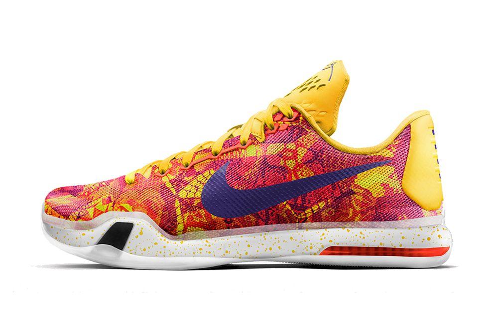 competitive price 45fff a5646 Nike Kobe X iD
