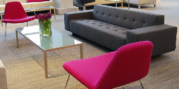 Modern Fabric Sofa Designs | Couches and Furniture | Office sofa ...