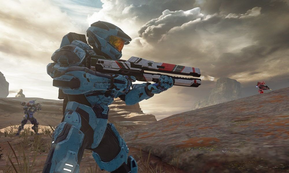 How To Get Halo Reach On Xbox One Mcc