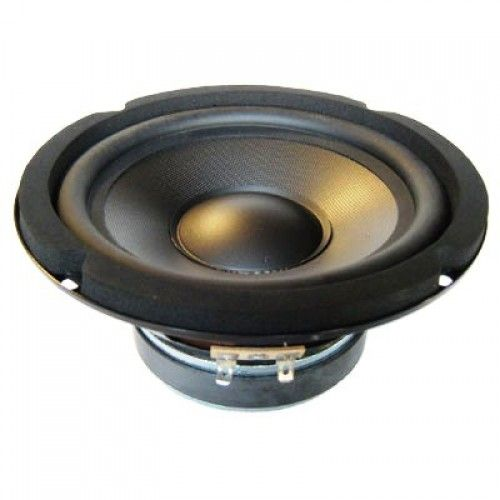 "NEW 6.5/"" Woofer Speaker.Replacement.8ohm.Home Audio Sound Driver.6-1//2/"".Bass.6.5"