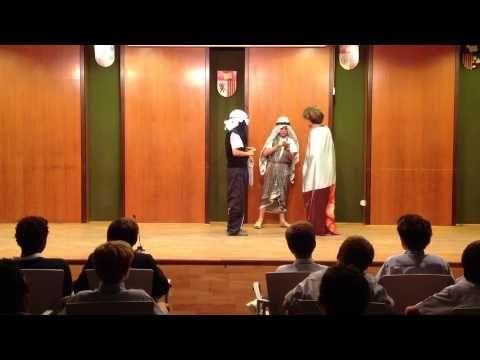 Teatro 6B(El traje nuevo del emperador) parte 2