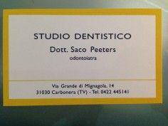 Foto - Studio Dentistico Peeters Dr. Saco Paul