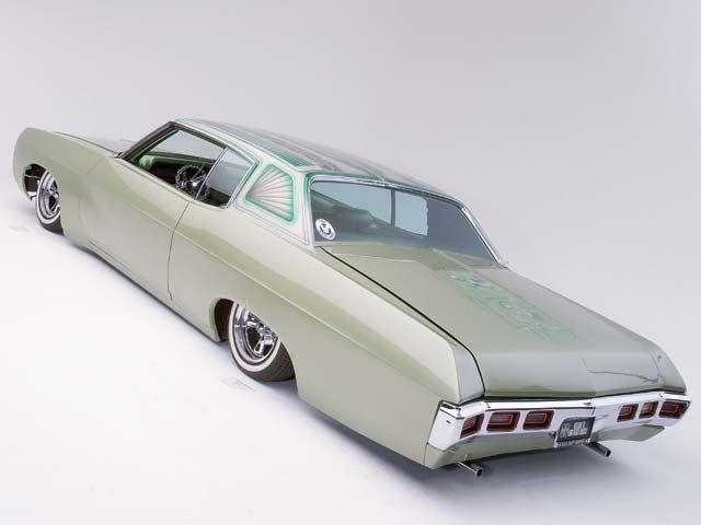 1969 Chevrolet Impala By Jesse James