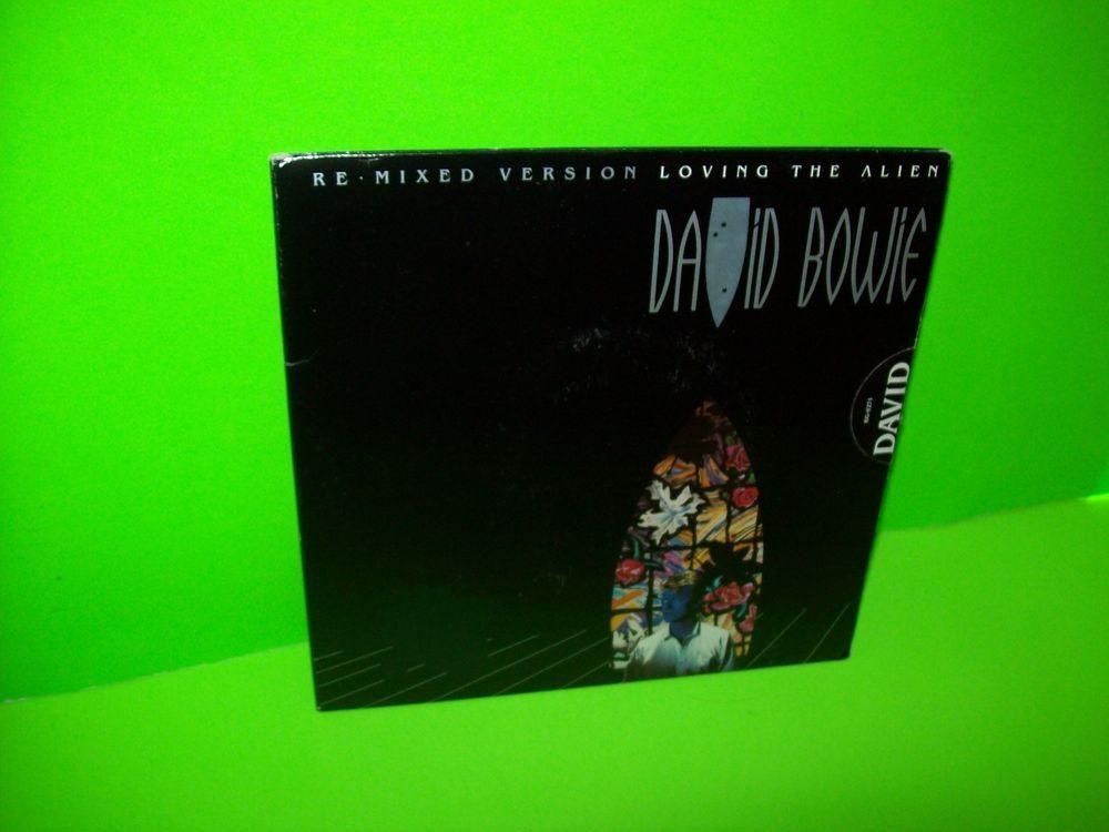 Davidbowie Poprock 1980s Vinyl Record David Bowie Loving The Alien Re Mixed Vinyl 7 Record 1985 Pop Rock David Bowie Pop Vinyl Vintage Vinyl Records
