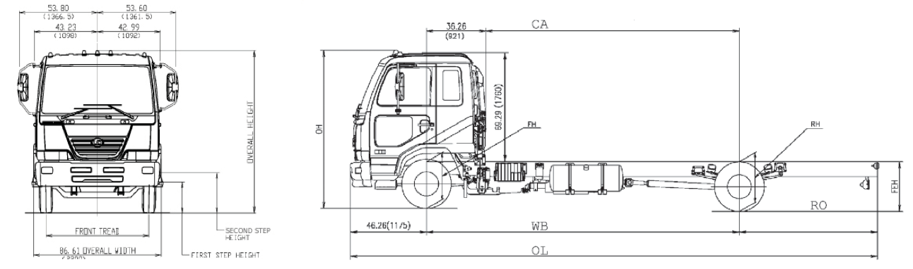 enchanting truck schematics photos electrical circuit diagram rh suaiphone org truck wiring schematics fire truck schematics
