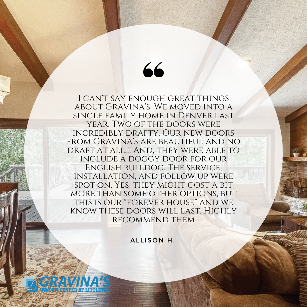 We Appreciate Your Lovely Review Allison Hope You Re Enjoying Your Beautiful Home The Fiberglass Windows Fiberglass Replacement Windows Window Replacement