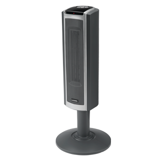 Lasko Products Model 5394 30 Space Saving Ceramic Pedestal Heater Heater Lasko Pedestal