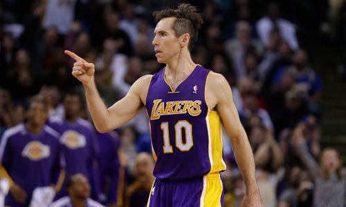 Steve Nash, Basketball. The best Canadian basketball player to ever step foot on the court. https://www.youtube.com/watch?v=PxgNj4bD8QU Best plays of his career