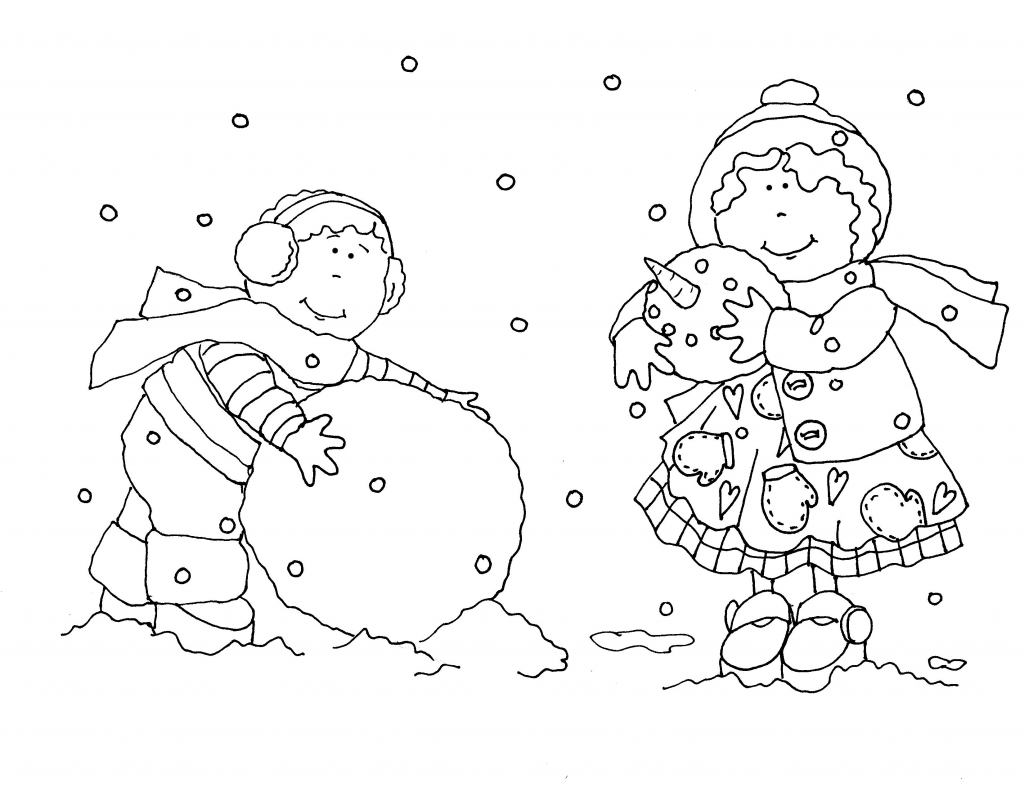 Snowman Fun (don't get me started on snowmen, they are my