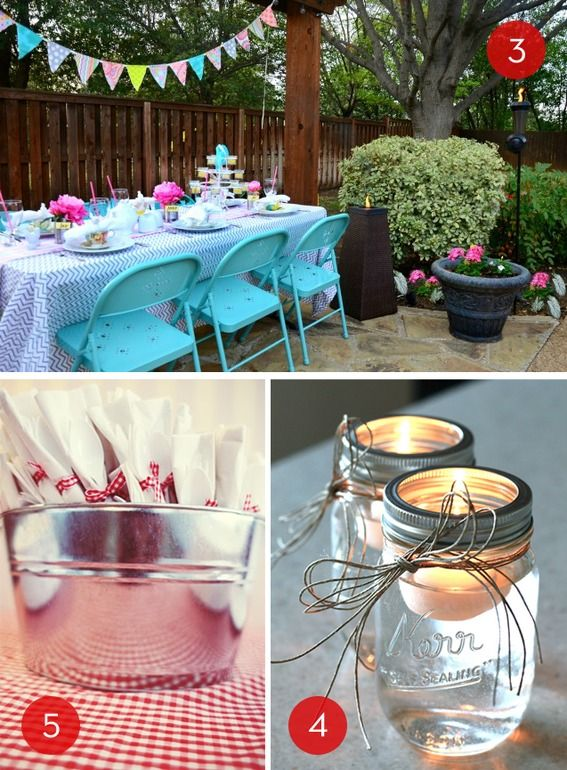 8 Tips For Hosting A Memorable Backyard Bbq Eye Candy Gardens And
