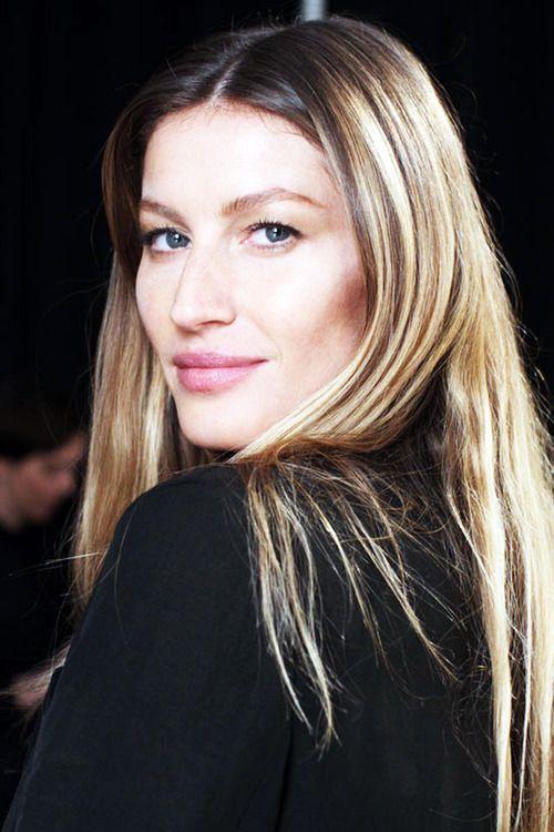 Gisele Bundchen Natural Beauty Hair Makeup Pinterest Gisele