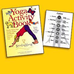 kids yoga activity book  kids yoga books yoga for kids