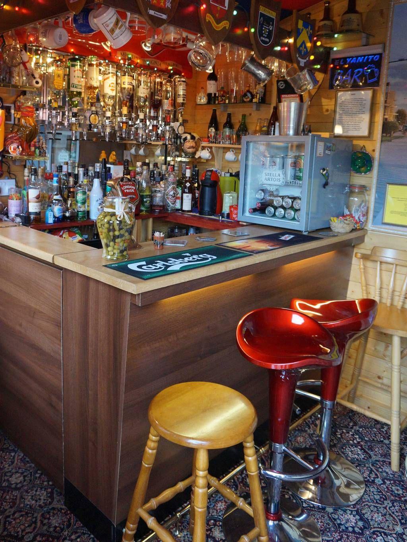Shed Of The Year Skeletons Love Letters And Secret Dens Pub Sheds Game Room Bar Man Cave Home Bar