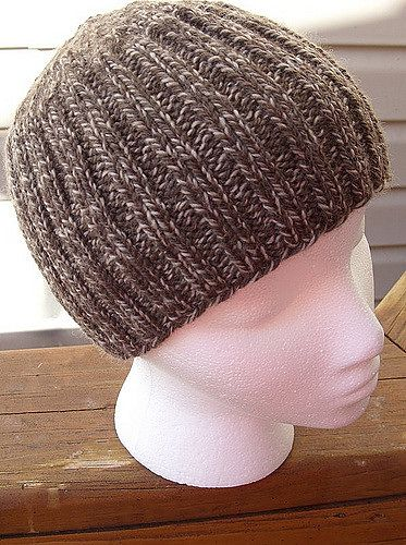 Quilted Cupcake Hat   Knitted hats, Knitting patterns free ...
