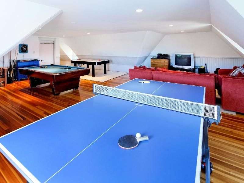 Well-Equipped Game Room Dream House Pinterest Impresionante