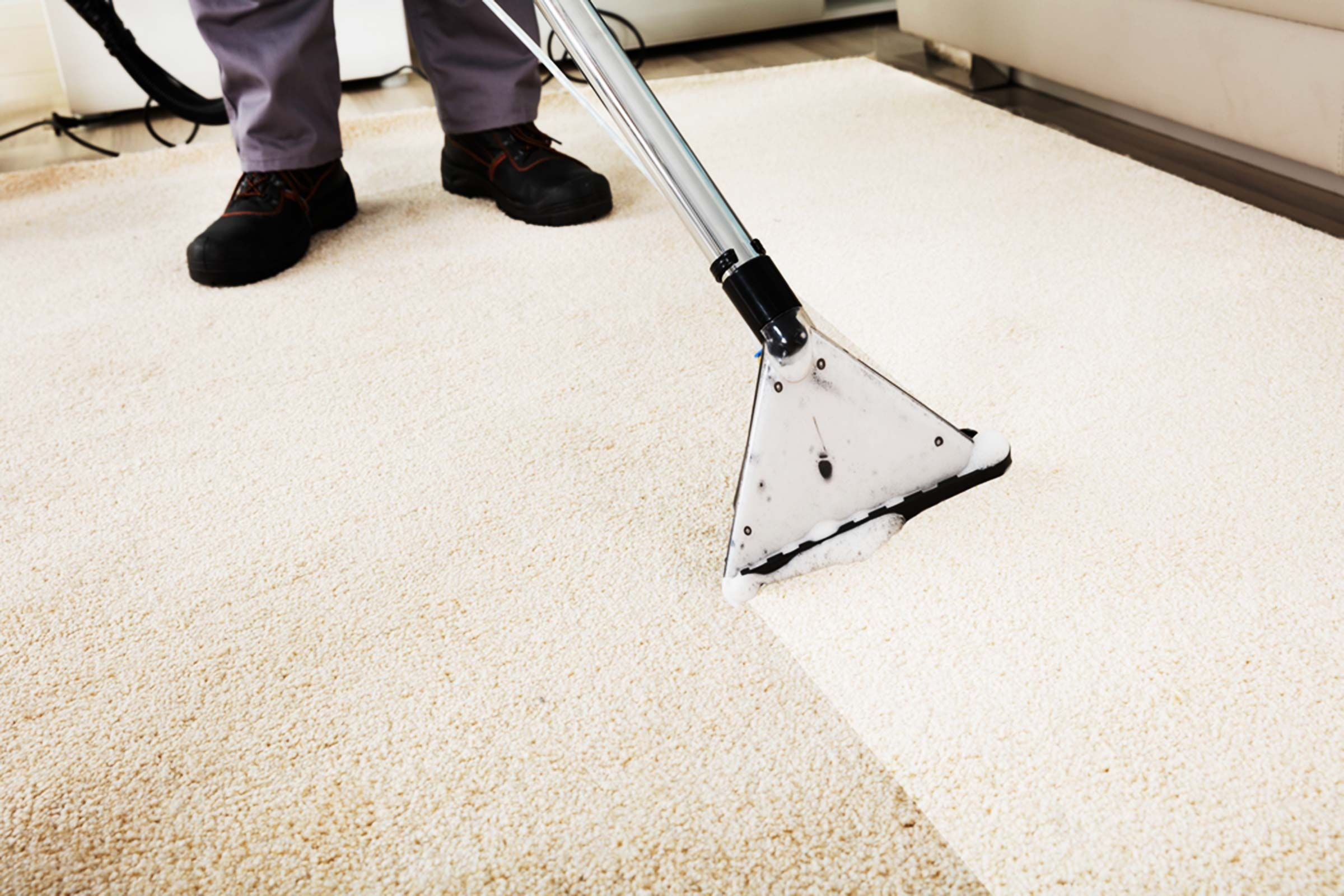 how to get red wine out of carpet once dry