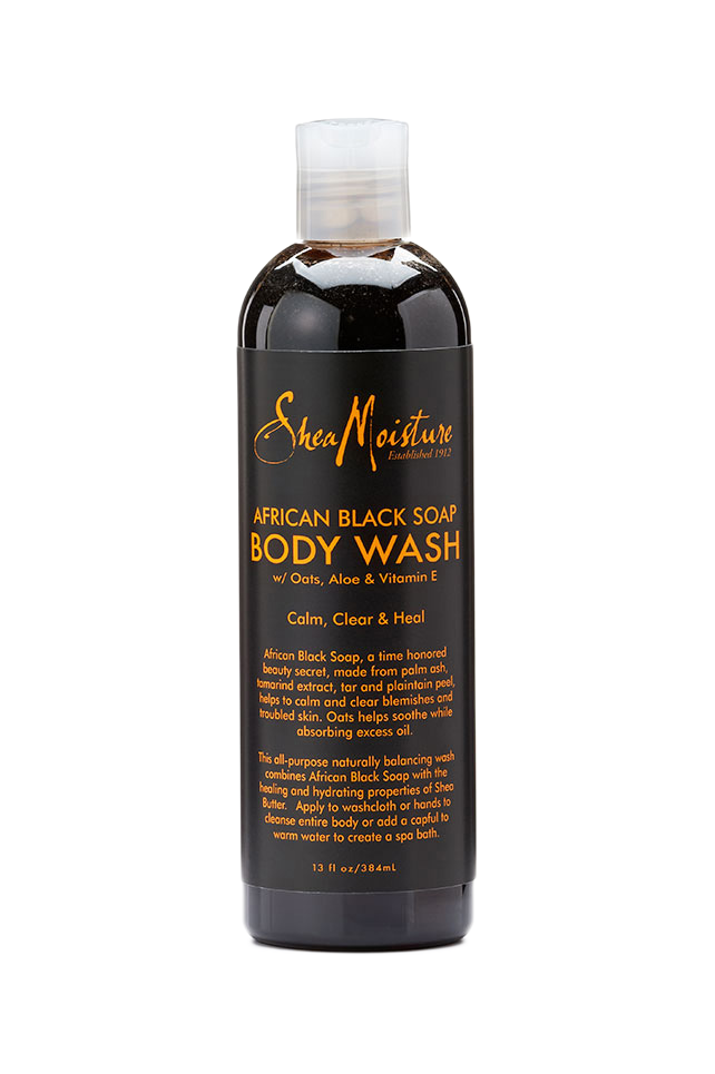 African Black Soap Body Wash With Shea Butter I Hear It S Amazing And Cruelty Free Shea Moisture Products African Black Soap Black Soap
