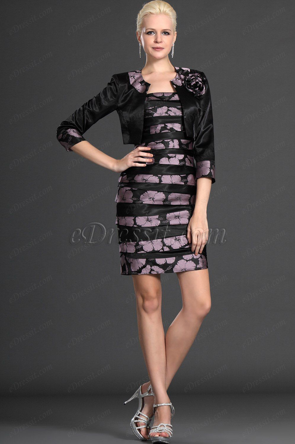 EDressit Two Pieces Mother Of The Bride Dress 26122606