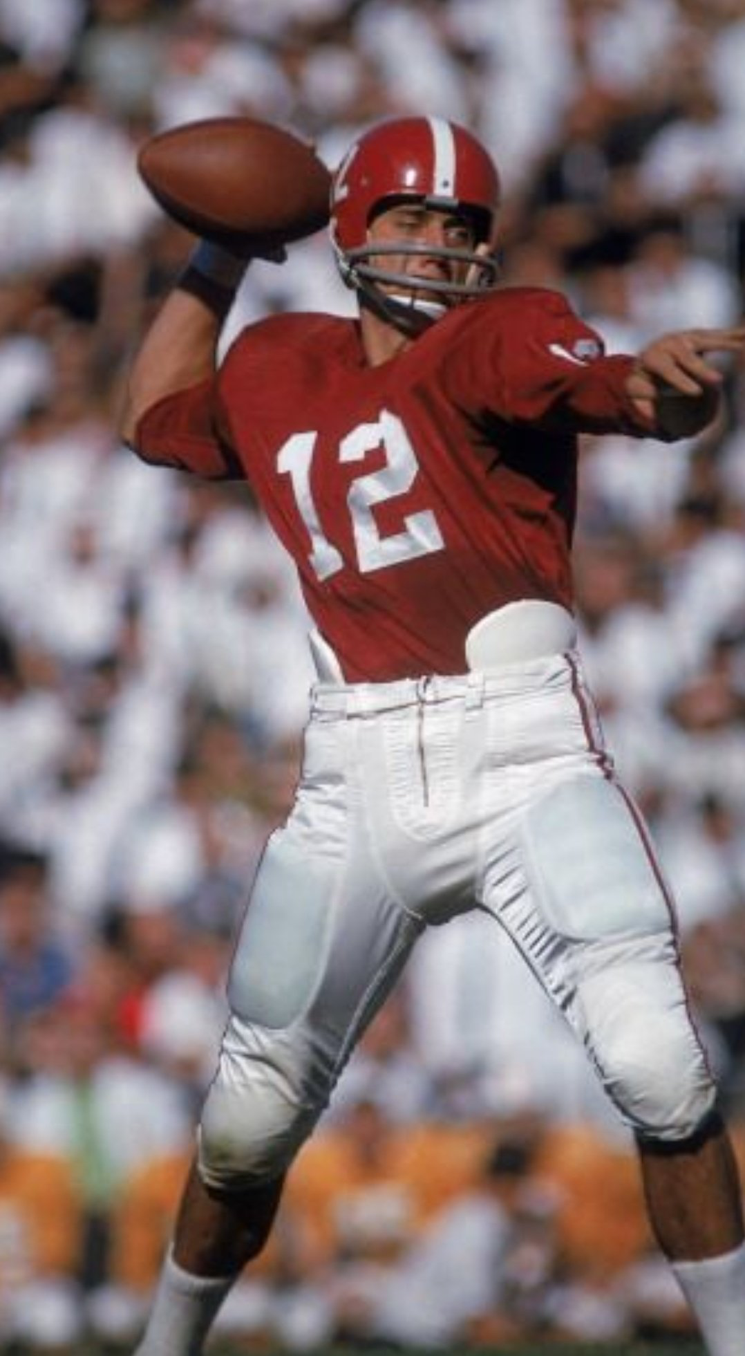 the latest 3c118 08444 Alabama QB Joe Namath | Chuck's Sports | Alabama football ...
