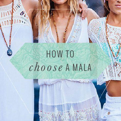 How to choose mala beads