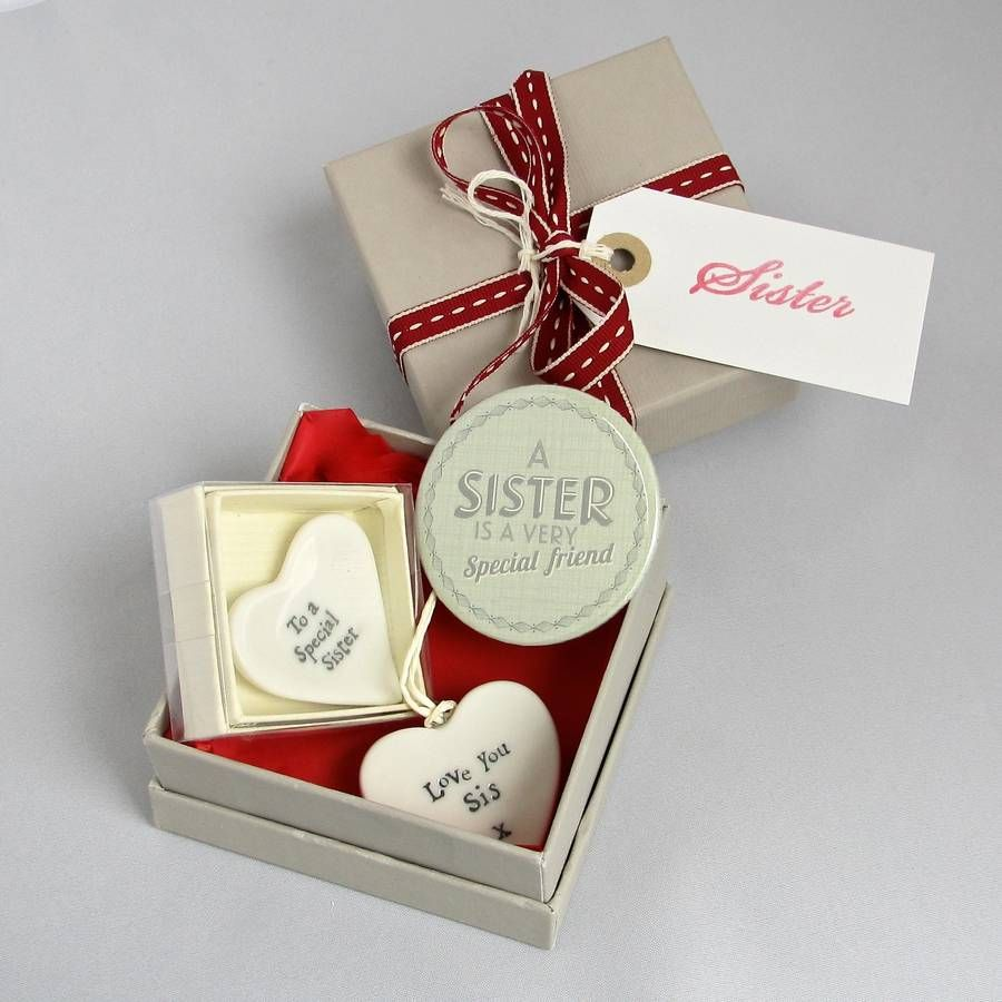 Happy birthday sister filled gift box happy birthday sister happy birthday sister filled gift box negle Gallery