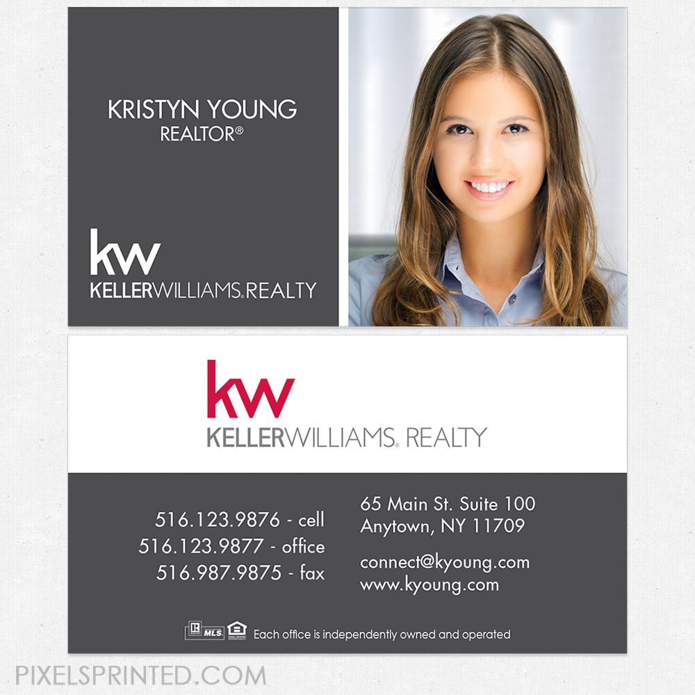 Keller williams business cards business card pinterest keller keller williams business cards kw business cards realtor business cards realty business cards colourmoves