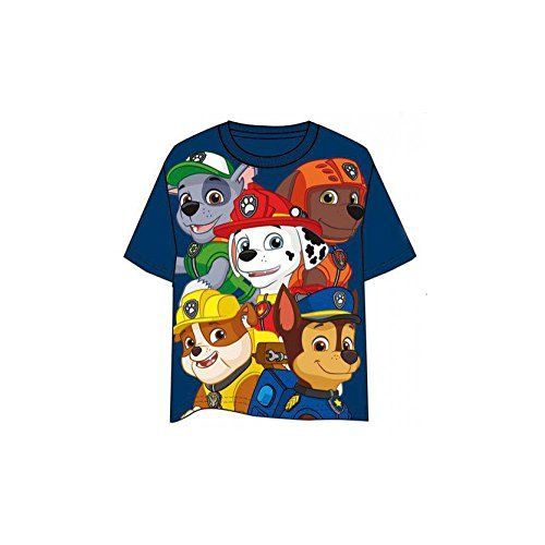 Paw Patrol Camiseta de Manga Corta Paquete de 2 para ni/ños a Patrulla Canina