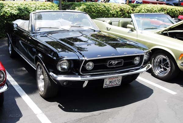 1967 ford mustang gt convertible dream car