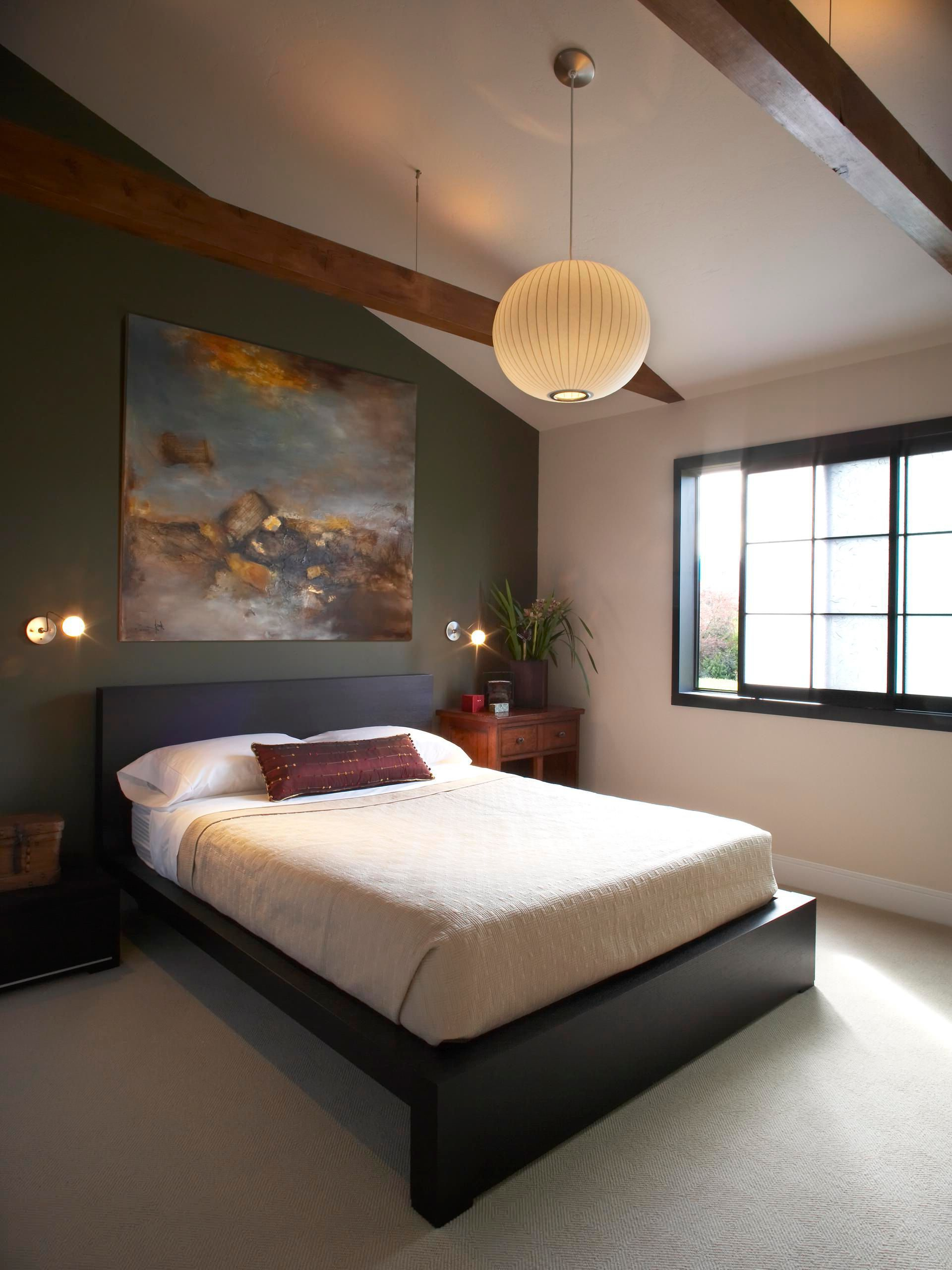 Bedrooms inspired by Japanese decor AsianZenHomeDecor