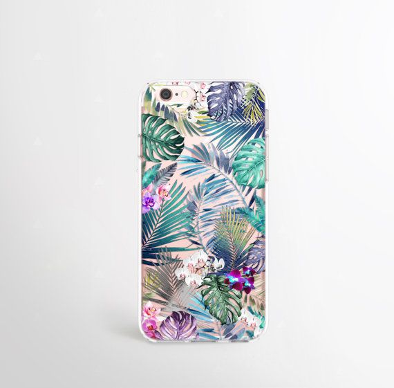 iphone 6s case tropical iphone 6 case clear summer by casesbycsera