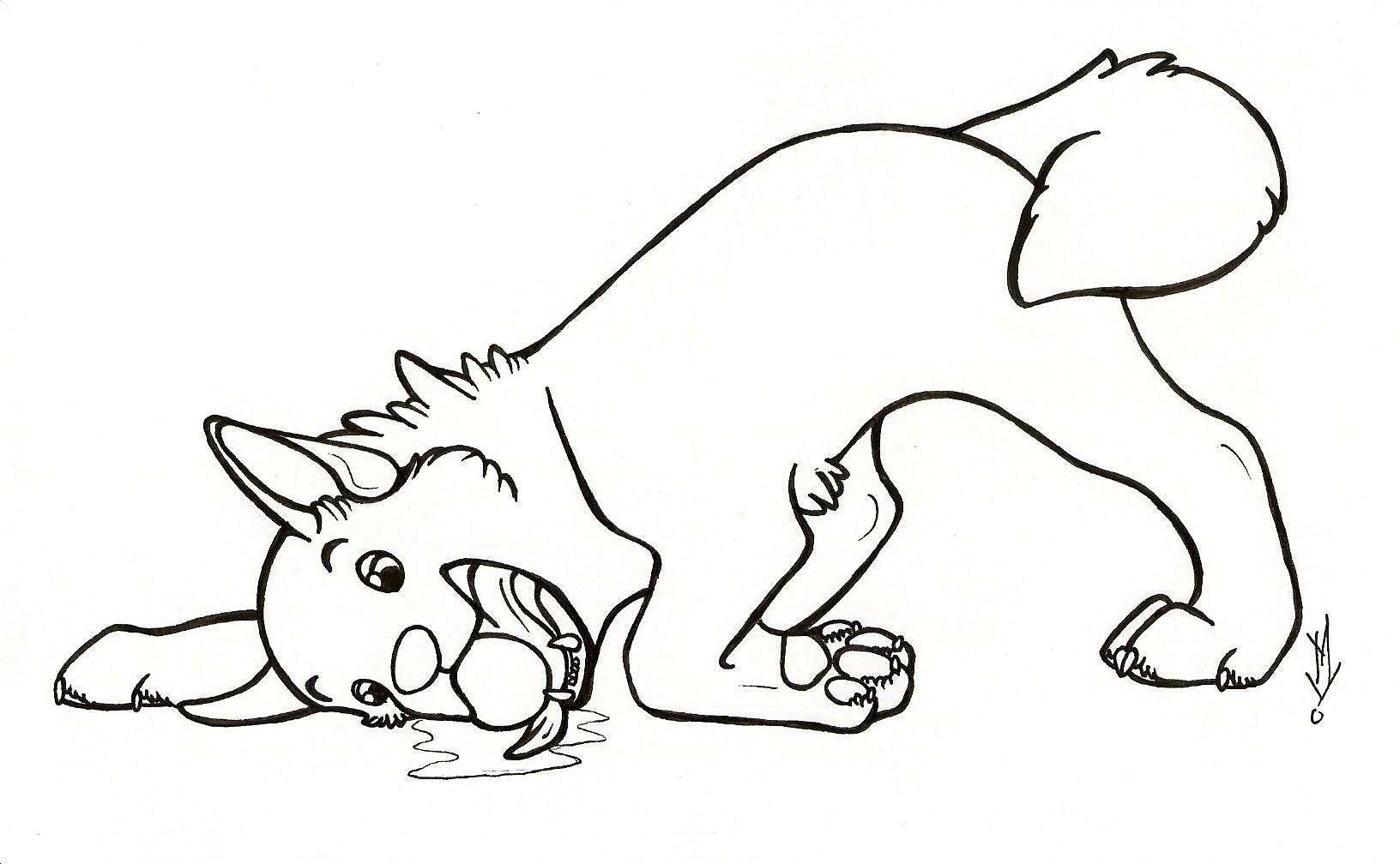 golden retriever puppy coloring page coloring pages u0026 activities