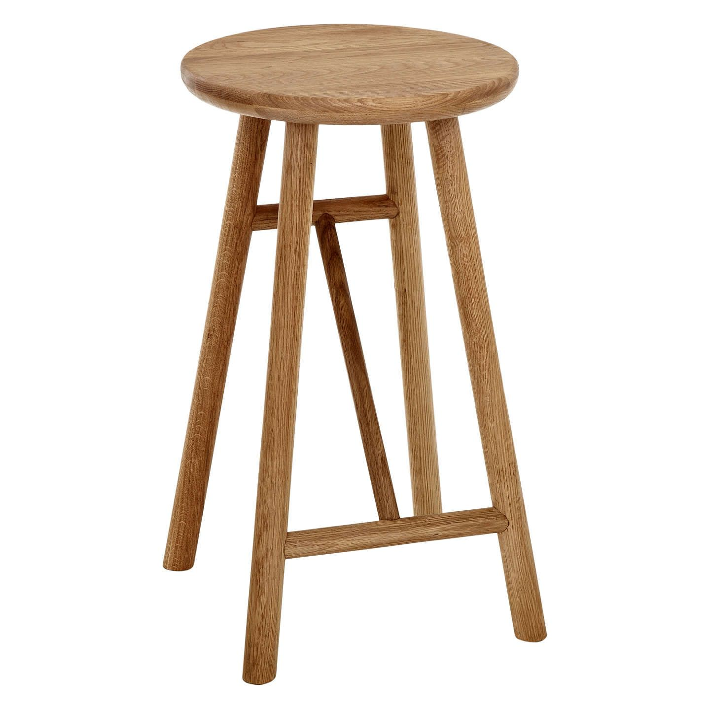 Says Who For John Lewis Why Wood Bar Stool Oak Online At Johnlewis