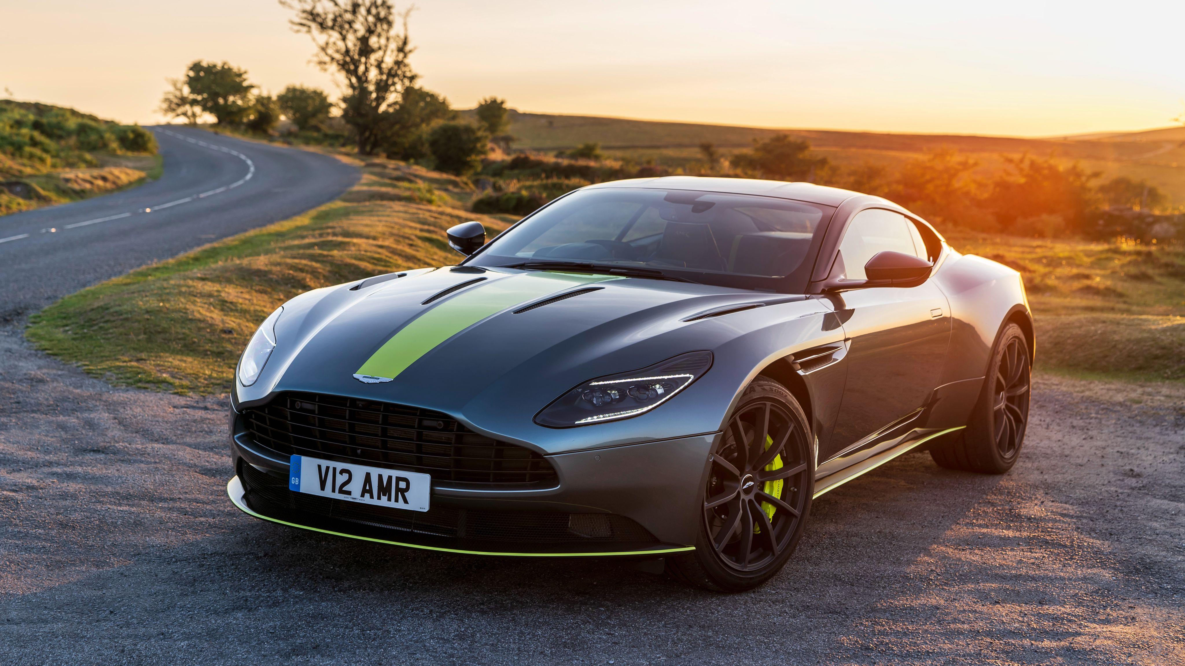 Aston Martin Db11 Qhd Wallpaper